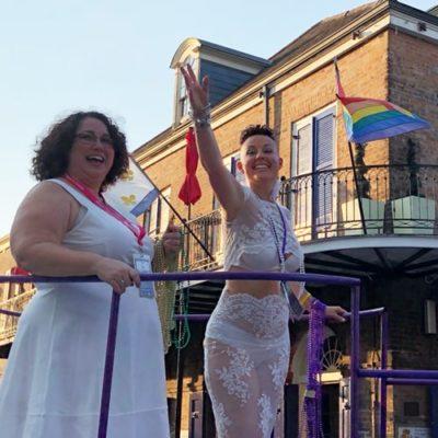 Naughty Parade Beads